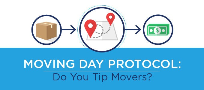 Do you tip your movers in New York graphic