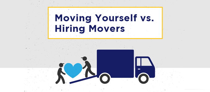 Hiring Movers moving yourself vs. hiring movers | nyc movers | roadway moving